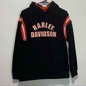 Harley Davidson pull over hoodie